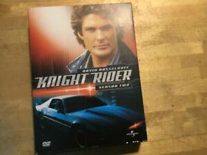 Knight-Rider-Season-2-komplette-Staffel-2-6-DVD-Box-David-Hasselhoff