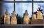 L-OCA-NERA-Atmosfere-di-Luce-Natale-personaggio-luminoso-Angelo-Babbo-Natale miniatura 1