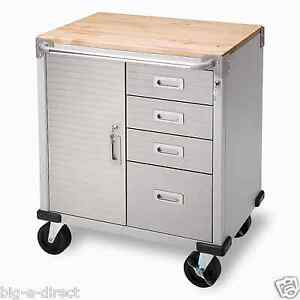 Marvelous Image Is Loading Garage Ball Bearing Drawers Rolling Storage Cabinet Tool