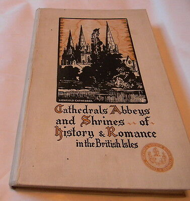 LMS publication: Cathedrals Abbeys & Shrines of History & Romance