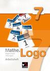 Mathe.Logo 7 Regelschule Thüringen Arbeitsheft von Thomas Prill, Matthias Ludwig, Attilio Forte, Michael Kleine und Anna-Theresia Ferdinand (2012, Geheftet)