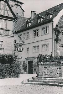 ALLEMAGNE c. 1940 - Maisons Commerces Fontaine Rothenburg - DIV8393 L1kJE6oy-08061051-426690282