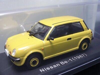 Nissan Datsun Sunny Coupe 1200GX 1970 1//43 Scale Box Mini Car Display Diecast