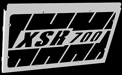 grillage alu cache radiateur grille de radiateur Yamaha 1300 XJR Kenny Roberts
