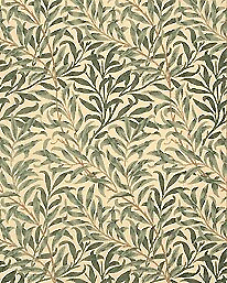 Tapet, William Morris, Klassisk William Morris tapet…