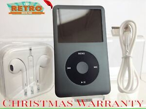 New-Other-Apple-iPod-Classic-7th-Gen-Black-Space-Gray-256GB-was-160GB