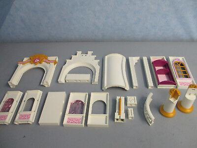Ersatzteile ihrer Wahl zu 5142 Prinzessinnenschloss princess Playmobil