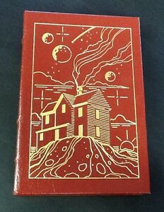 Way-Station-by-Clifford-Simak-Easton-Press-collector-039-s-edition-w-Notes