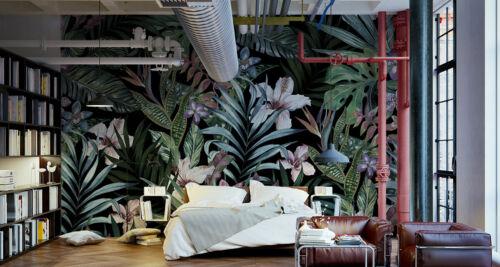 Fabelhafte VLIES FOTOTAPETE XXL Exotische Tropische Blätter NATUR 8692