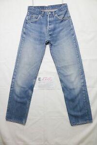 L34 Jeans 0217 502 D'occassion unis En Cod Fabriqué W31 e1710 Aux Etats Levi's vq7SBUU