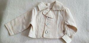 Gorgeous-Nice-Jacket-Linen-For-14-3-16-15-11-16in-Bears-Handarbeit-Rarity