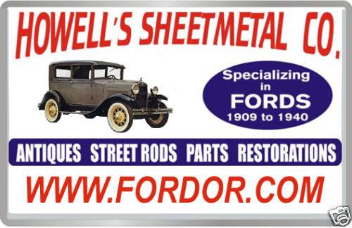 1928 1929 1930 1931 Model A Ford Door Hinge to Door Screws Coupe Sedan Pickup
