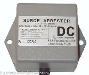 Flexcharge-SA1224DC-DC-Surge-Arrester-12-24-Volts