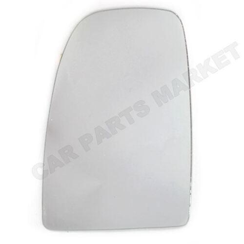 Puerta de ala izquierda del lado del pasajero de Vidrio Espejo Para CITROEN RELAY 2006-2020