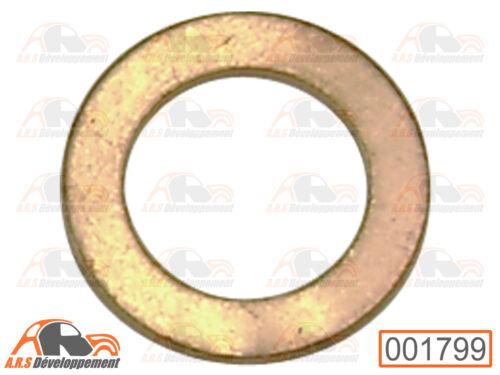 banjo frein 16x10x1 Citroen 2CV DYANE MEHARI AMI6-1799 NEUF JOINT// SEAL