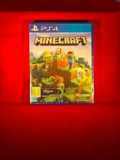 Minecraft Bedrock new (Sony PlayStation 4, 2019)