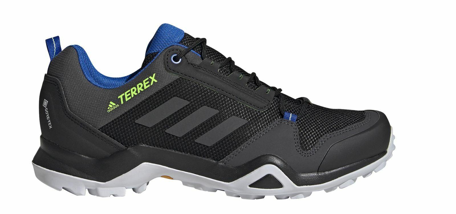 Adidas Performance Herren Trekking Schuh TERREX AX3 GTX schwarz grau