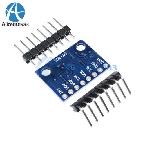 GY521 MPU-6050 Module 3 Axis Gyroscope+Accelerometer Module for Arduino MPU 6050