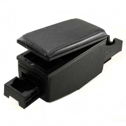 Armrest Centre Console For Peugeot 104 307 308 406 407 Black Arm Rest