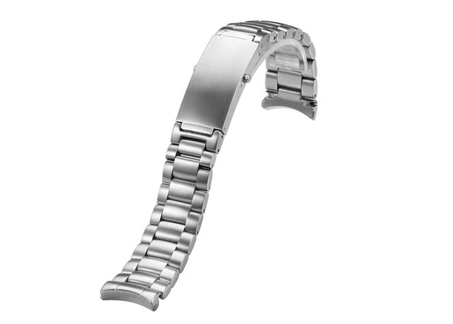 20mm Solid Steel Bracelet Watch Band Strap Fit Omega Seamaster Planet Ocean