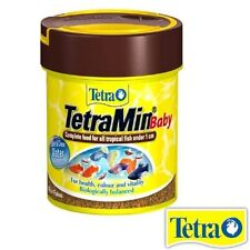 Tetra PESCI TROPICALI TETRAMIN BABY FOOD 30g/66ml