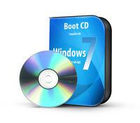 Windows 7 Home Premium 64-bit Boot Dvd System Restore Recovery