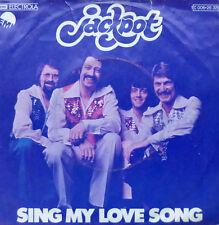 "7"" 1976 KULT IN MINT- ! JACKPOT : Sing My Love Song"