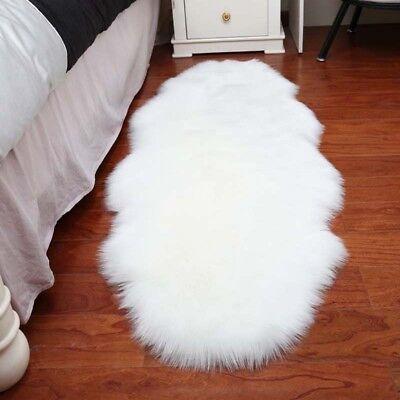 Faux Fur Carpet Imitated Sheepskin Rug