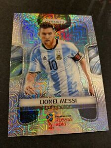 2018-World-Cup-Prizm-MOJO-SP-Lionel-Messi-Argentina