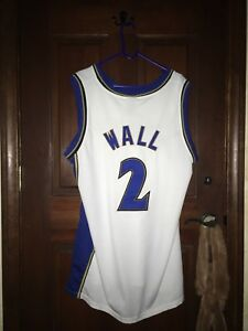 new product 5f56d ccff9 Details about Mens Adidas Size 52 JOHN WALL Washington Wizards NBA  Basketball Jersey ~ Sewn