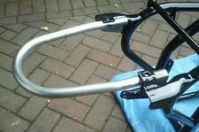 Slimline featherbed Seatloop,mount brackets,Triton, Norton, Norvin, Cafe racer,