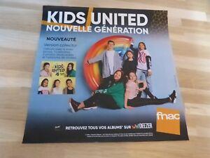 Kids-United-4-Nouvelle-Generacion-Plv-30-X-30cm-i-Display