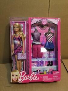 Barbie Doll BBX44 OR BBX43 You Choose 1 Doll Classic Barbie or Redhead barbie