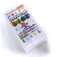 New Oyumaru Clay 6 stick set Reusable Mold Making Kit Clear Japan