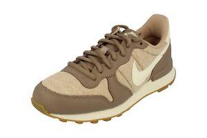 Dettagli su Nike WOMEN'S DONNA BEIGE Internazionalista Scarpe da ginnastica, UK 3, UE 36, NUOVO, Free PP mostra il titolo originale