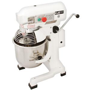 Robot-da-Cucina-Multifunzione-10-Litri-con-Uncino-a-Spirale-Frusta-e-Sbattitore