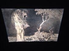 "Francisco Goya ""Proverbs: Soldiers & Phantom"" 35mm Spanish Romantic Art Slide"
