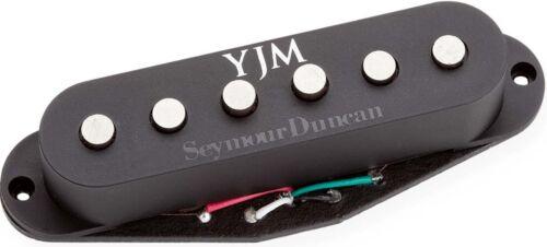 Black Seymour Duncan STK-S10n Yngwie Malmsteen YJM Fury Strat Neck Pickup