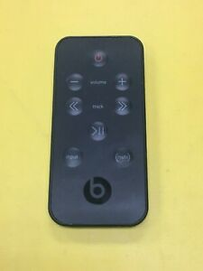 OEM-Remote-Control-For-Beatbox-Portable-Wireless-iPod-Dock-From-Beats-By-Dr-Dre