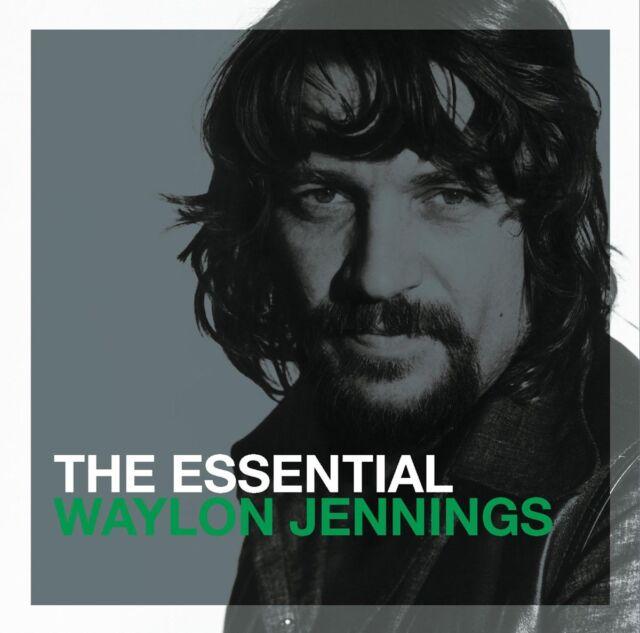 The Essential - Waylon Jennings (Album) [CD]