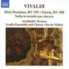 Sacred Music 1 Mallon Aradia Ensemble and Chorus 0747313244522 by Vivaldi CD