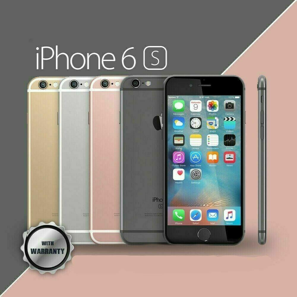 iPhone: NUOVO APPLE IPHONE 6S 64GB TUTT COLORI 24 MESI SMARTPHONE TOP SIGILLATO IT