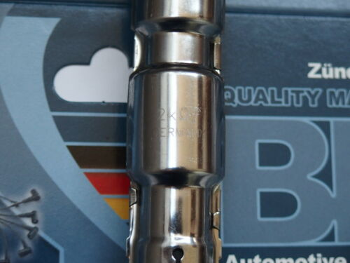 MADE in GERMANY 16x cavo di accensione in silicone per MERCEDES 43 55 AMG 430 500 BENZINA GPL