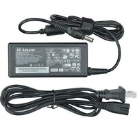 Ac Adapter Power Cord Battery Charger Toshiba Portege R705-p40 R705-p41 R705-p42