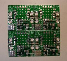 "Develop PCB for VCO in 0.5""x0.5"" Standard Package Qty.4"
