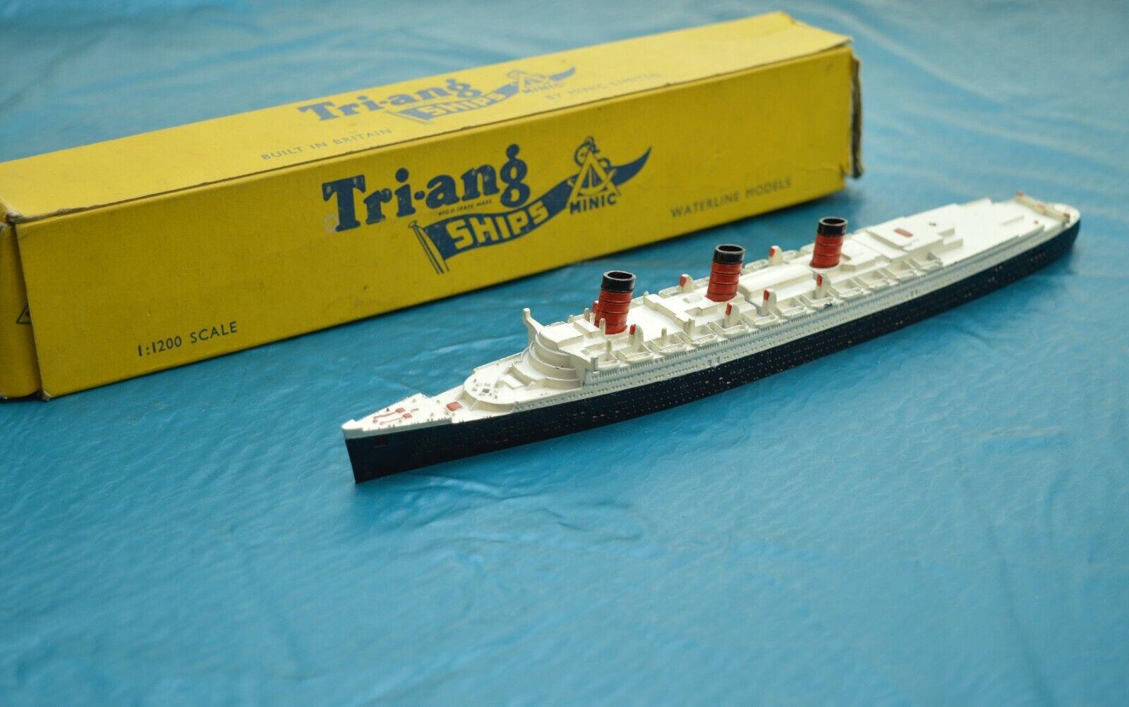 tomar hasta un 70% de descuento Triang Minic Minic Minic Ships M.703 R.m.s. Queen Mary  El nuevo outlet de marcas online.