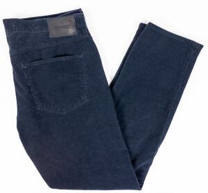 Pantalon Jeans Straight c Star Divison en Big tel velours I1zq4wx