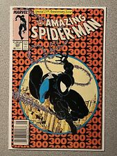 AMAZING SPIDER MAN #300 NEWSSTAND First Appearance Of VENOM!!! NO RESERVE