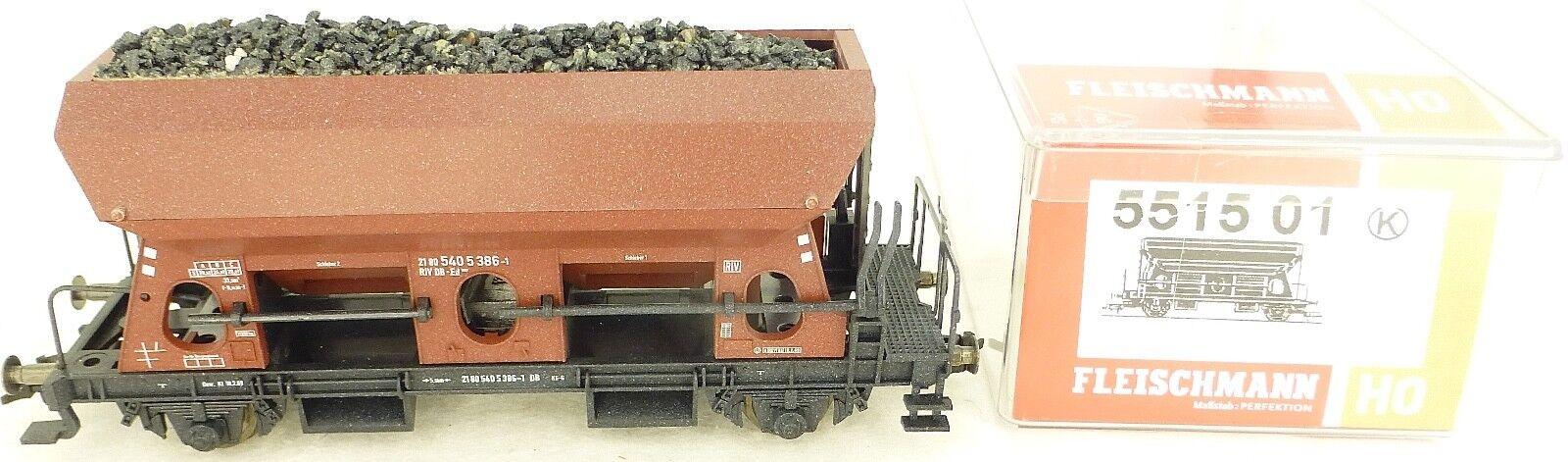 Fleischmann 551501 Goods Wagon Open Model FC Brown DB Ep. III h0 1 87