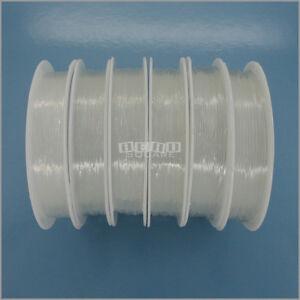 6-Spools-Clear-Elastic-Beading-Stringing-Thread-Cord-Bracelet-Making